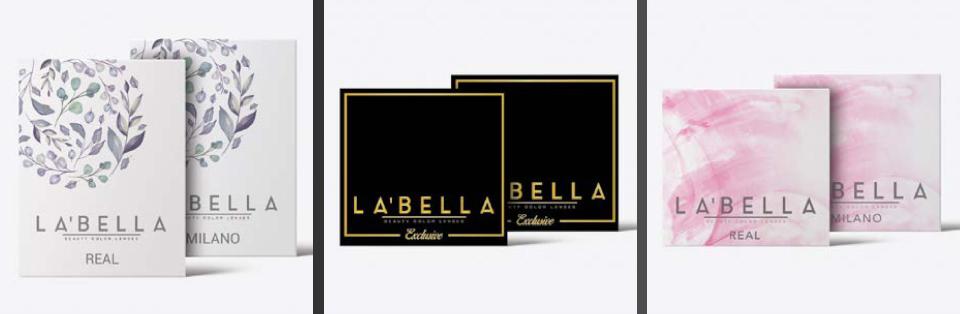 labella renkli lens markası