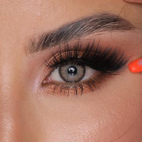 pearl brown yıllık lens